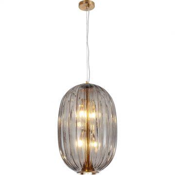 Đèn thả trần thủy tinh hiện đại hình khối cầu Venus 8062D-A