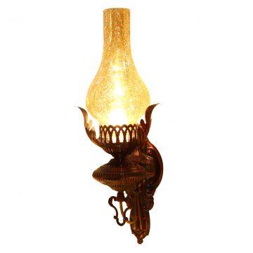Đèn vách đèn dầu sắt cổ điển Venus 6239L