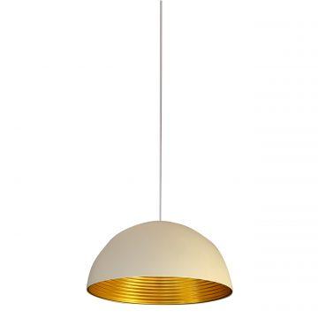 Đèn thả trần chảo nhôm chiếu sáng bàn ăn hiện đại Venus KD070119