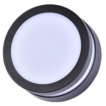 Đèn vách tường LED ngoài trời hình tròn Venus 2401B