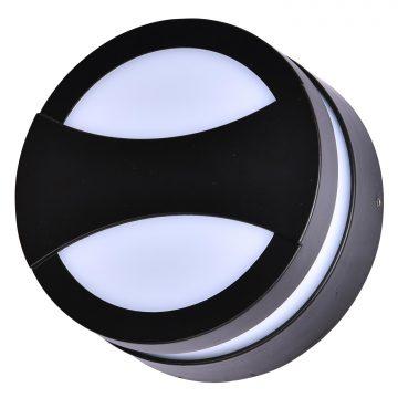 Đèn vách tường LED ngoài trời hình tròn Venus 2403B