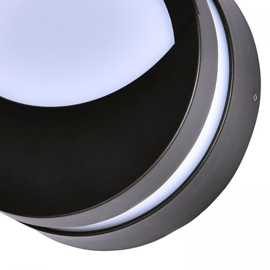 Đèn vách tường LED ngoài trời hình tròn Venus 2404B