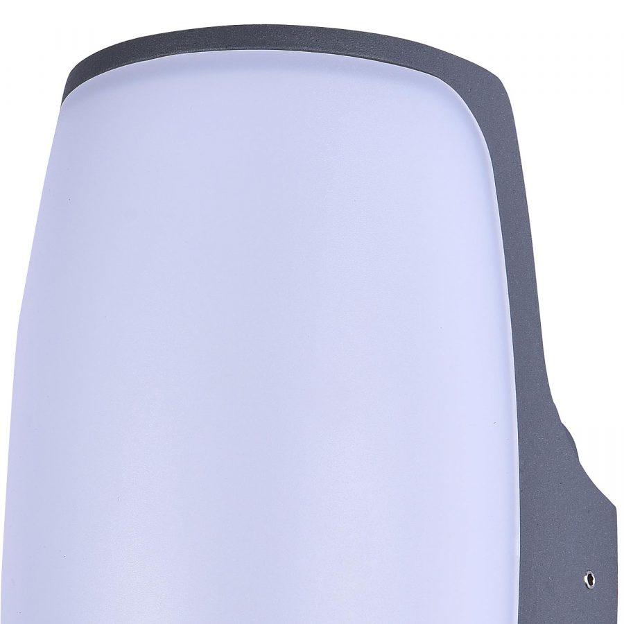 Đèn vách tường LED ngoài trời hình thoi Venus 2502
