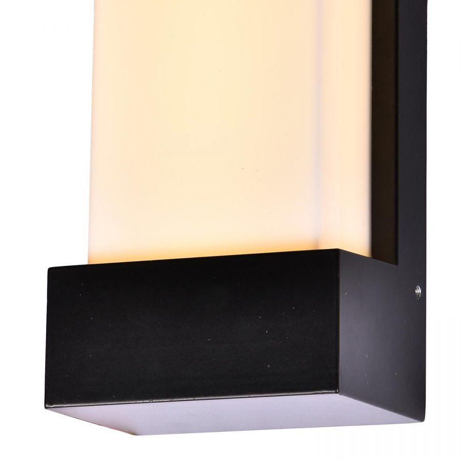 Đèn vách tường LED ngoài trời hình chữ nhật Venus 2604
