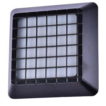 Đèn vách tường LED ngoài trời hình vuông Venus 2612