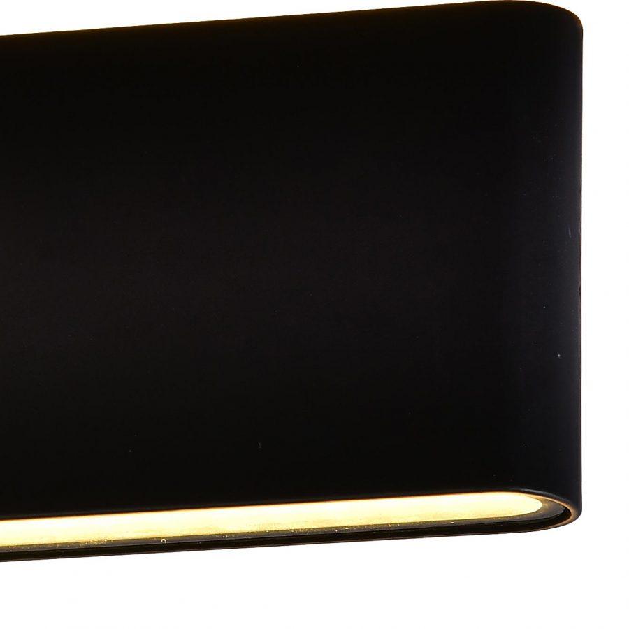 Đèn vách tường LED ngoài trời hình chữ nhật Venus 2702