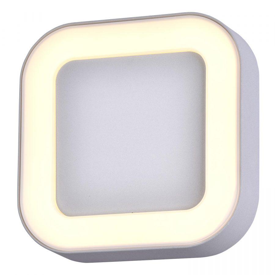 Đèn vách tường LED ngoài trời hình vuông Venus 2806
