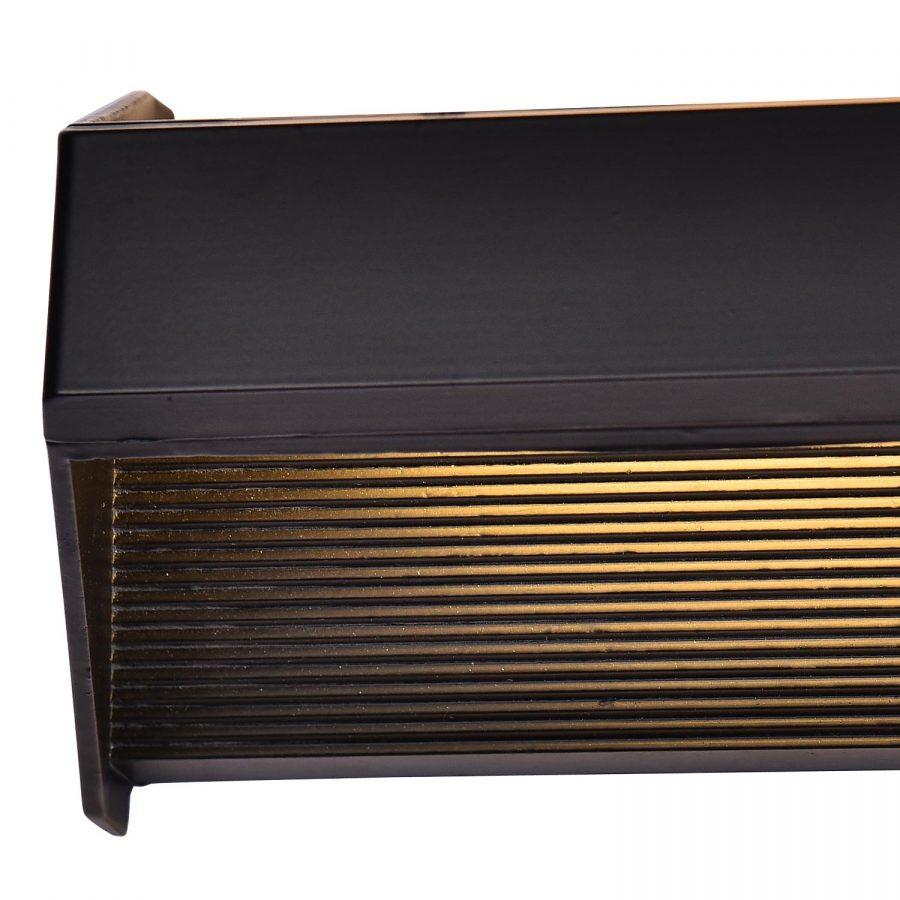 Đèn vách tường LED ngoài trời hình chữ nhật Venus 2901