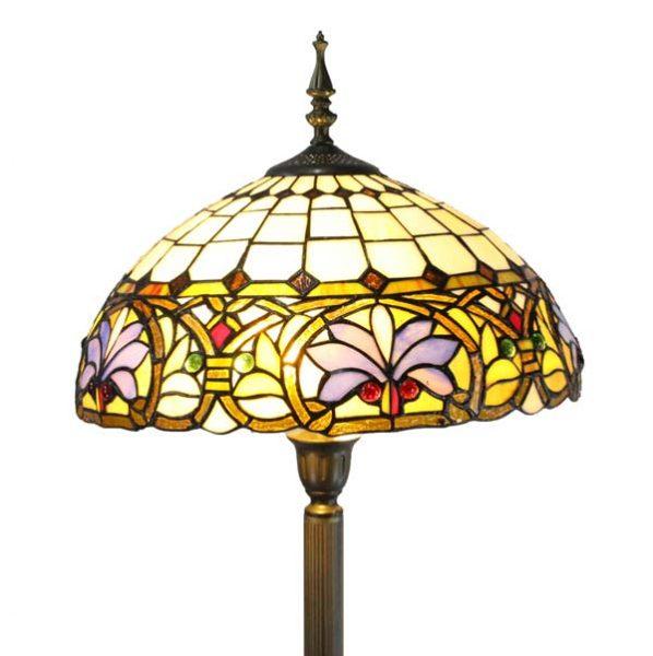 Đèn sàn Tiffany