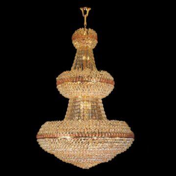 Đèn chùm pha lê – Đèn chùm tân cổ điển Venus 3142