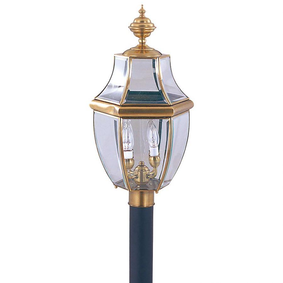 Đèn cây sân vườn Đồng cổ điển sang trọng Venus 500014-04