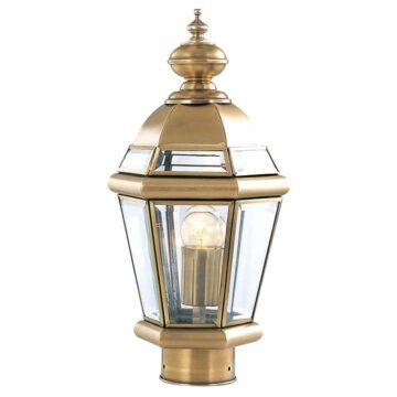 Đèn trụ cổng sân vườn Đồng biệt thự cao cấp Venus 500183-01A