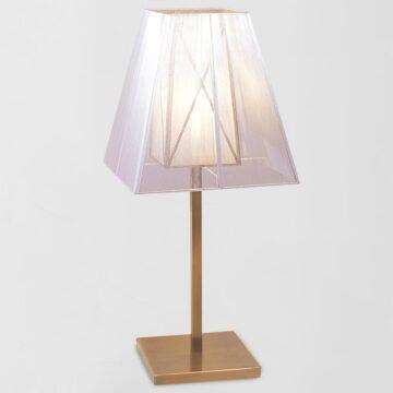 Đèn bàn đồng trang trí lãng mạn cho phòng khách Venus 600047-01