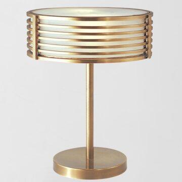 Đèn bàn đồng trang trí kiểu Italia cao cấp Venus 600055-01