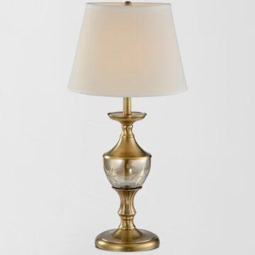 Đèn bàn đồng décor kiểu Pháp cổ điển Venus 80040-01T