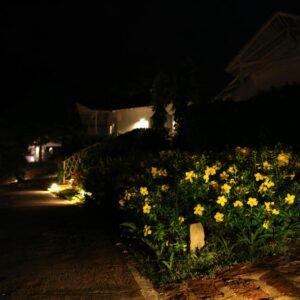 đèn trang trí sân vườn đẹp