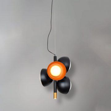 Đèn thả trần trang trí chùm 4 bóng hiện đại Venus MD019P-4