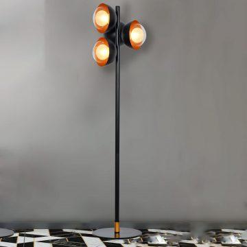 Đèn đứng để sàn trang trí chùm 4 bóng hiện đại Venus MD019P-4