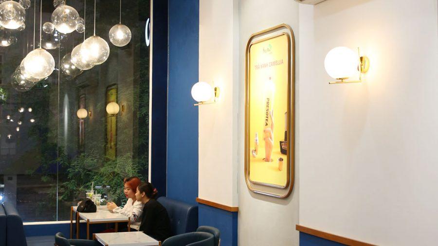 đèn tường IC