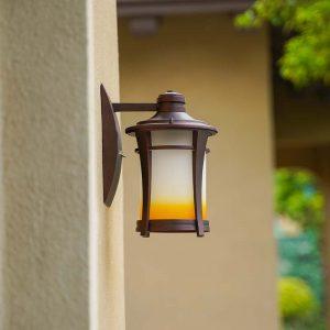 đèn trụ sân vườn