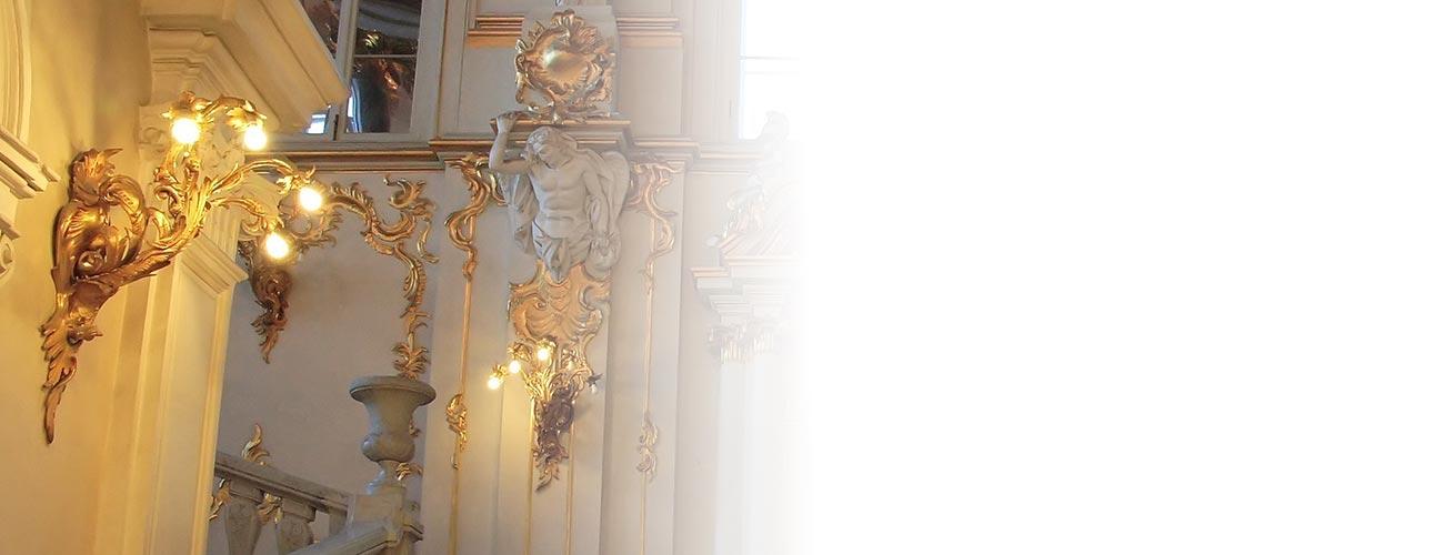 đèn tường đồng