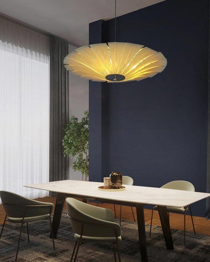 đèn thả bàn ăn nghệ thuật 6101D