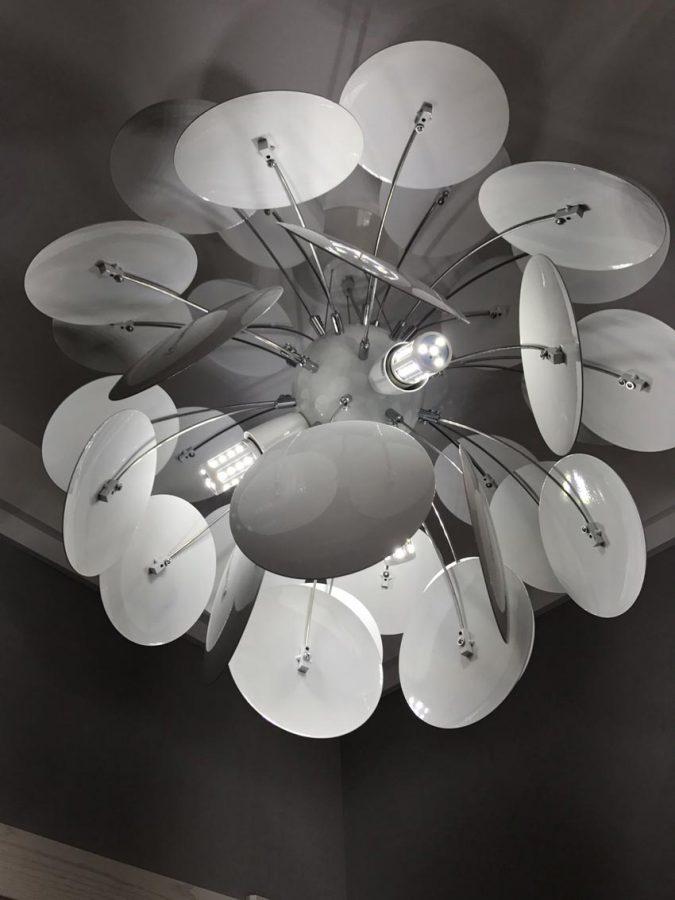 đèn thả trang trí nghệ thuật