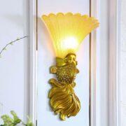 Đèn treo tường bằng nhựa Acrylic
