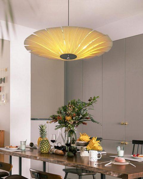 đèn thả trang trí bàn ăn