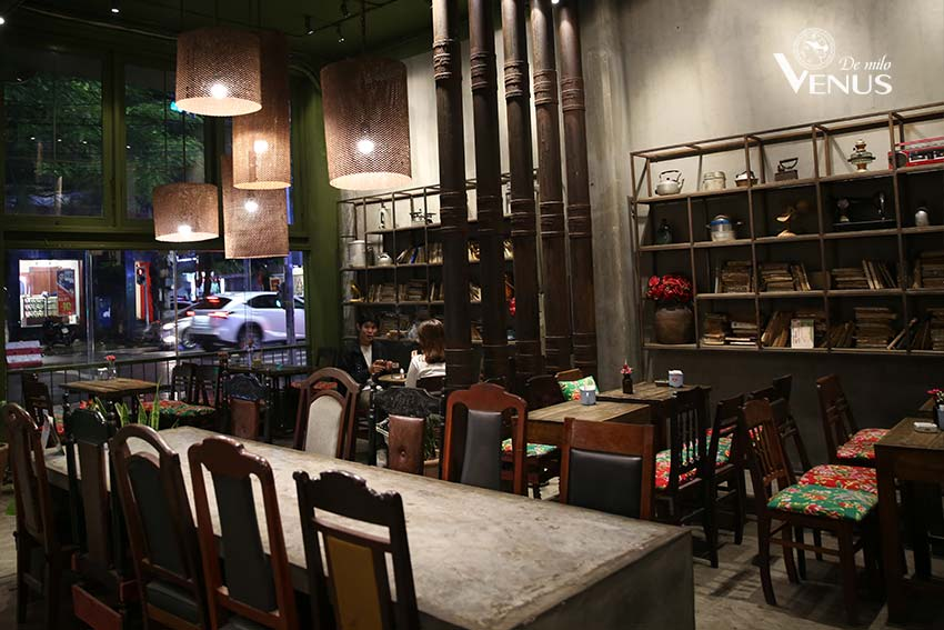 cafe cộng hải phòng