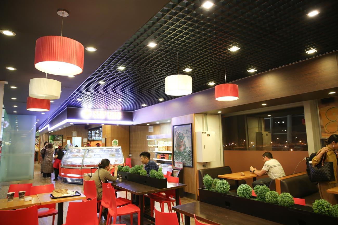 quán cafe sân bay nội bài