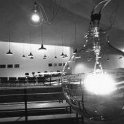 Đèn thả thủy tinh trang trí FLOS Bulbo57
