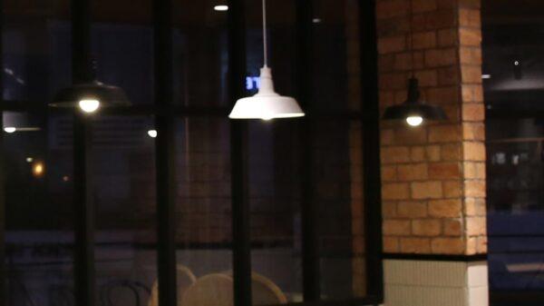đèn thả nhôm