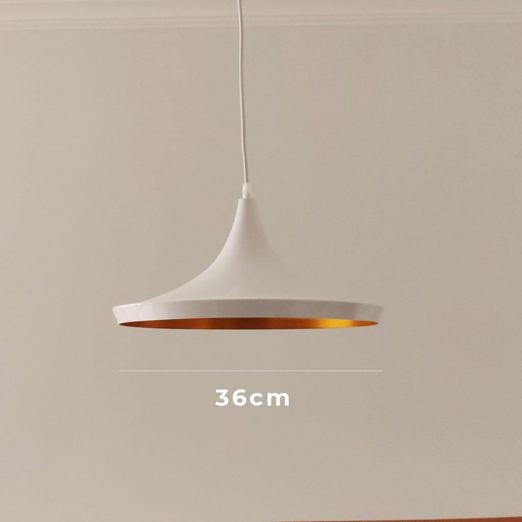 Đèn thả bàn ăn nhôm hiện đại Venus 8326/W