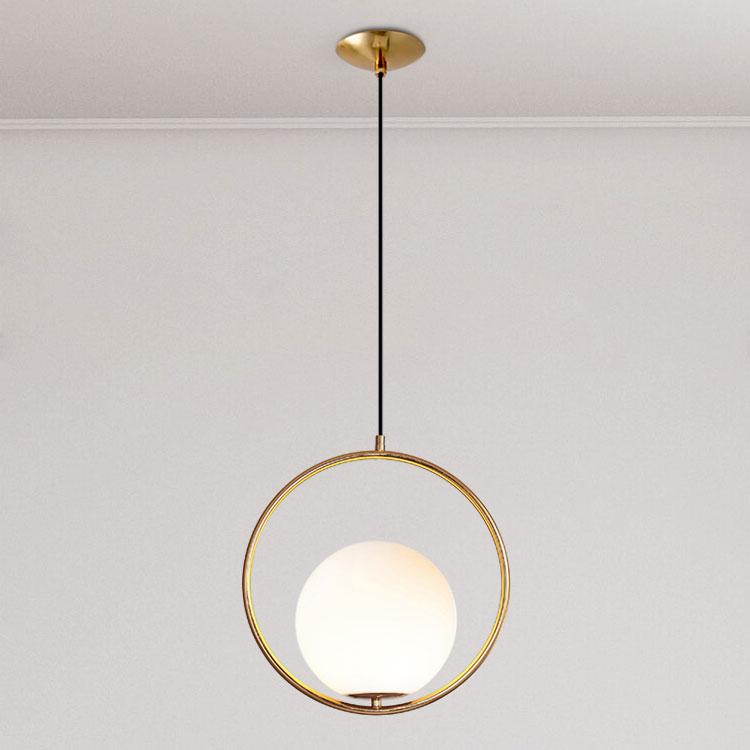 Đèn thả quả cầu thủy tinh Moonlight Venus DM800/1