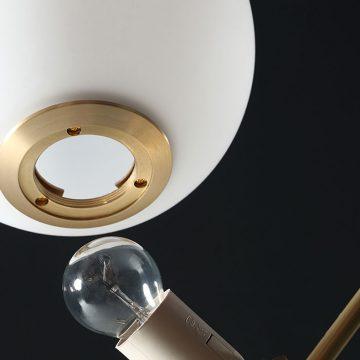 Đèn thả quả cầu thủy tinh Moonlight Venus TT27/1