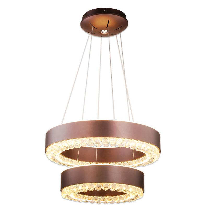 Đèn thả LED pha lê hiện đại Venus 8829B